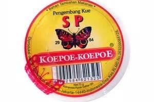 Sp Pengembang Kue butterfly pengembang kue sp 0 42oz 6 units 8992984621222 everything else