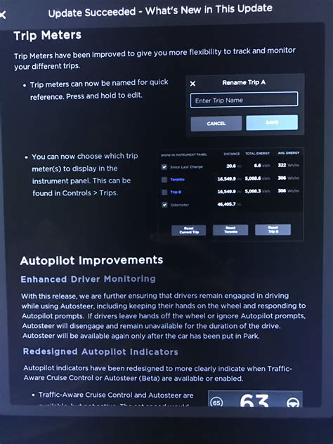 Air 2 Update tesla 8 0 software update arrives here are all the details