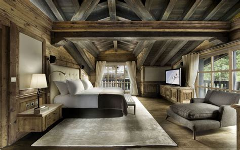 bedroom retreat chalet modern design interior design loversiq