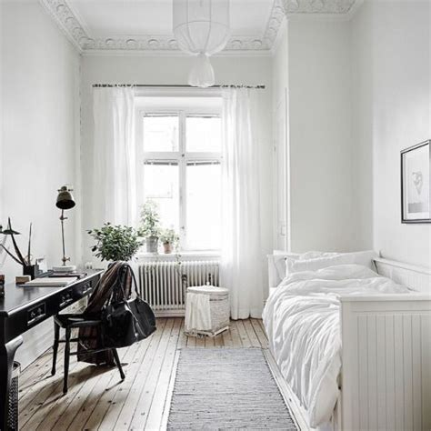 Small Bedroom White Decor Ideas by Best 25 Ikea Small Bedroom Ideas On