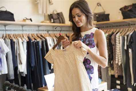 Where To Buy Shirts In Malls Tips For Buying And Selling Used Clothes Popsugar Fashion