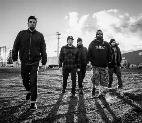 Deftones Band Musik deftones guitarist stephen carpenter quashes rumours of