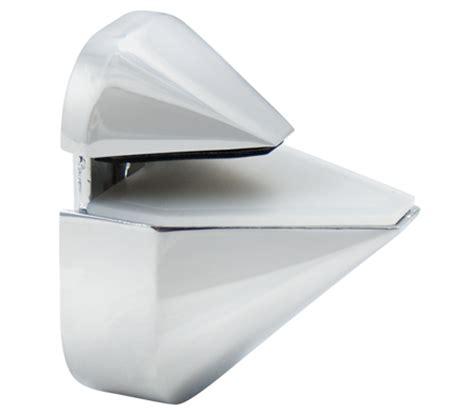 white adjustable shelf bracket