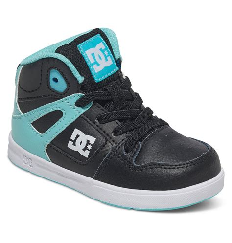 toddler dc shoes toddler rebound ul mid top shoes 320167 dc shoes