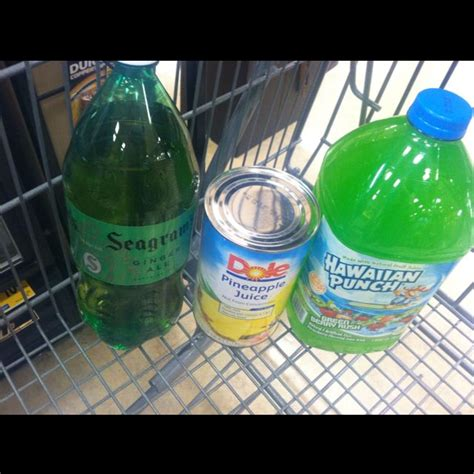 Green Baby Shower Punch by Best 25 Blue Punch Recipes Ideas Only On