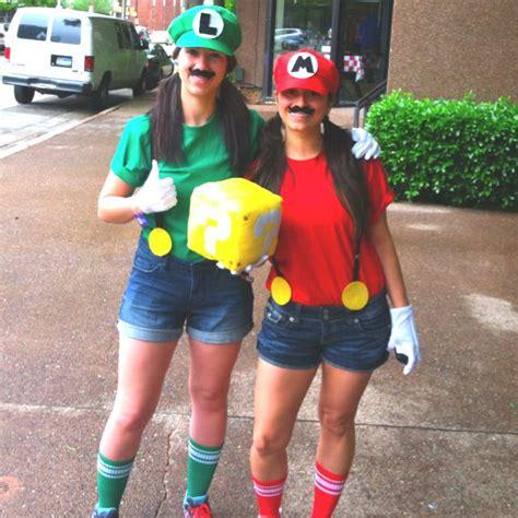 diy luigi costume mario luigi diy costumes costumes
