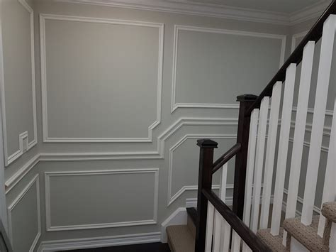 coffered walls world class moulding gta moulding