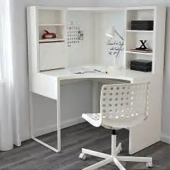 Ikea Corner Desk White Ikea Micke Corner Workstation Corner Desk White Minimalist Desk Design Ideas