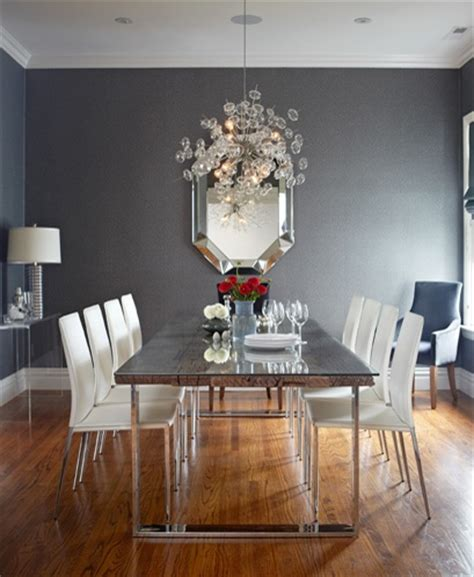 Modern Chandelier Dining Room Modern Rectangle Dining Room Chandeliers Decolover Net