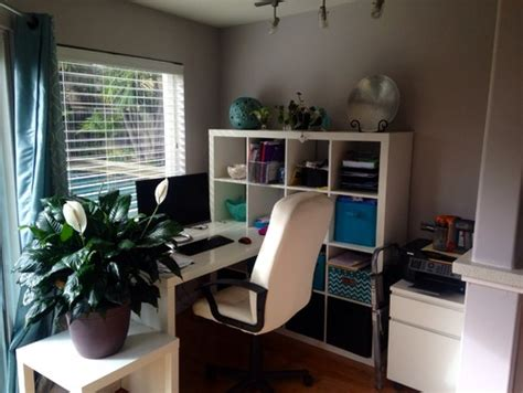 home office with tv home office and kids tv room combo with awkward wall angles