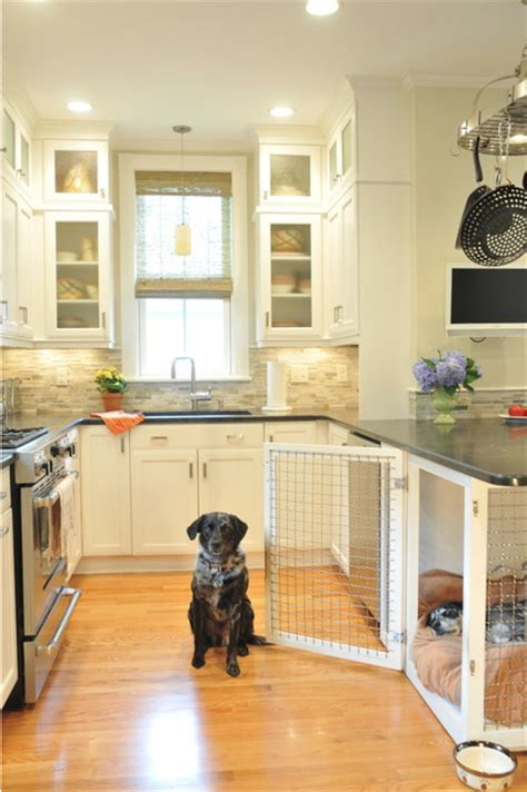 Under Staircase Storage 21 stylish dog crates home stories a to z