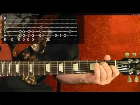 tutorial guitar metallica master of puppets by metallica guitar lesson 3 of 9