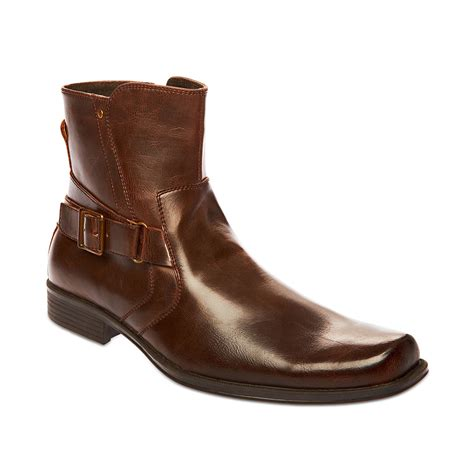 madden boots steve madden madden mens shoes boost boots in brown for