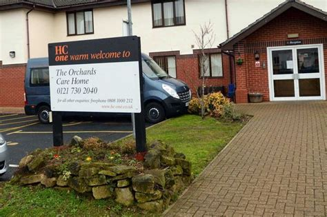shard end care home orchards closed after sickness bug