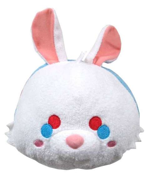 Cp White Big Tsum disney tsum tsum in white rabbit 11 medium plush toywiz