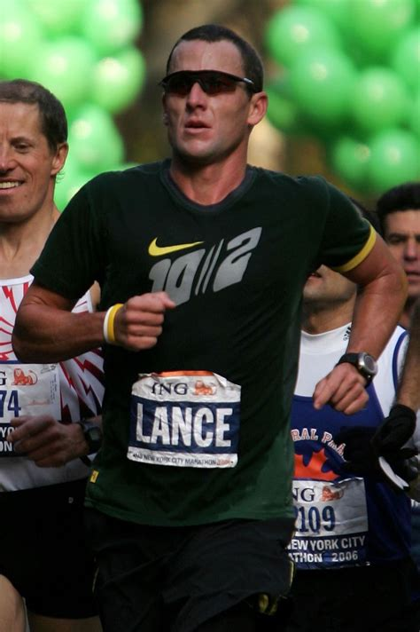 Nyc Marathon Was The Hardest Physical Thing Lance Armstrong Did by Marathon Times To Beat