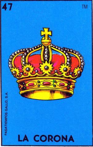 card 47 la corona hankthings