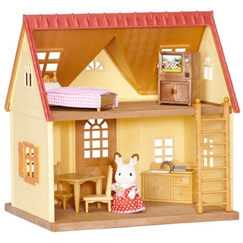 calico critter cozy cottage calico critters cozy cottage starter set