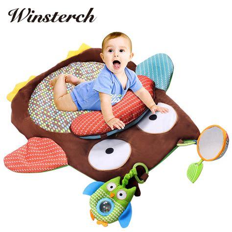 Bantal Bayi Empuk 76 cm 76 cm bayi lembut bermain tikar mewah aktivitas tikar bermain bayi merangkak bantal
