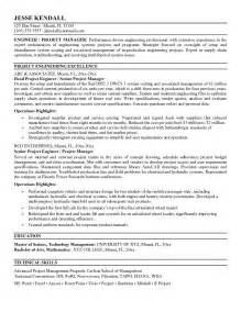Engineer Resume Objective by Doc 8001035 Senior Electrical Design Engineer Resume Sle Hasab Adly Bizdoska