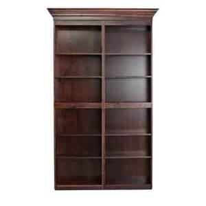 bookcase door surface mount bookcase not a door the murphy door