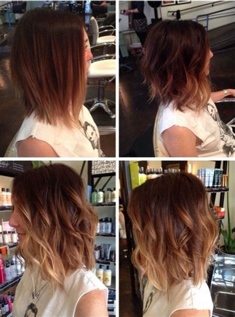 how to cut medium or thick hair in a blunt 23 cute bob haircuts styles for thick hair short