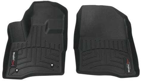 2011 Ford Taurus Floor Mats weathertech floor mats for ford taurus 2011 wt442701