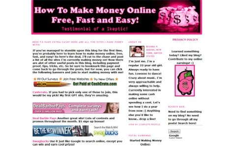 Make Money Online Fast And Free No Scams - make money online fast and free no surveys free online paid surveys in uae can you