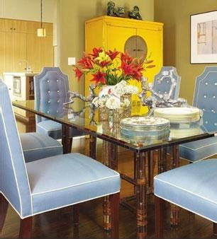 Tufted Dining Chairs   Design, decor, photos, pictures