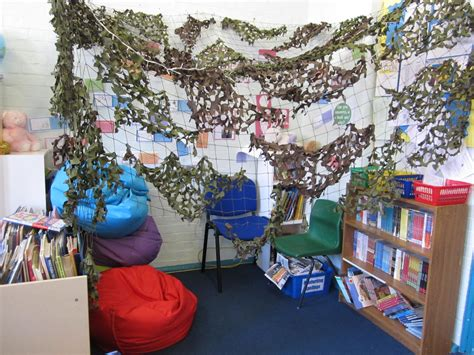 Key Stage 2 North Primary School And Nursery Reading Area