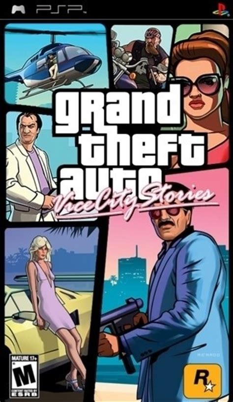 Grand Theft Auto Vice City Stories by Grand Theft Auto Vice City Stories Usa Iso