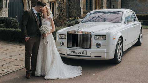 roll royce wedding tony and steph azure wedding cars