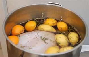 how to roast a brined turkey recipes dishmaps