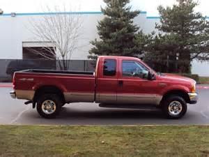 1999 ford f 250 duty lariat 4wd 7 3l diesel