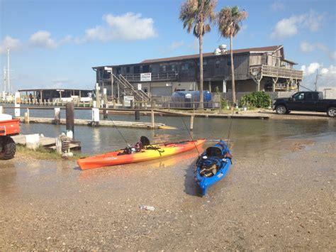 galveston boat launch kayaking houston and beyond east galveston bay