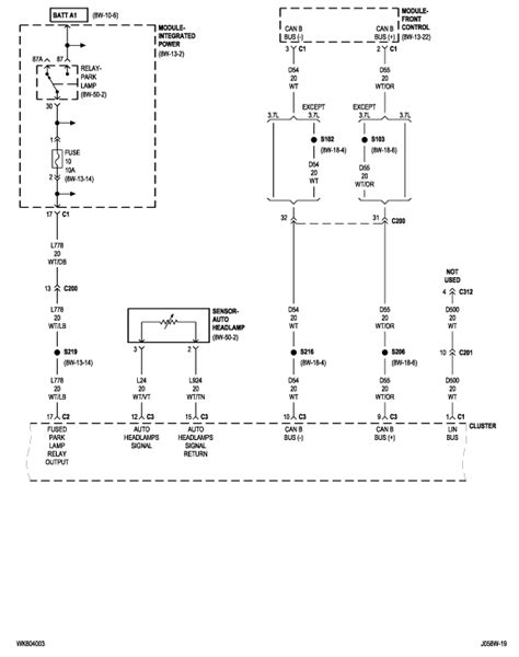 1999 jeep headlight wiring diagram 28 images wiring