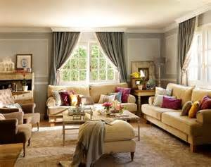 Vintage Living Room Interior Design Home Decorating Ideas In Vintage Style Lified