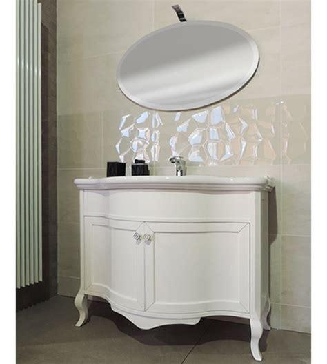 mobili bagno a terra mobile bagno a terra classico rond 242 misura cm 110 lavabo