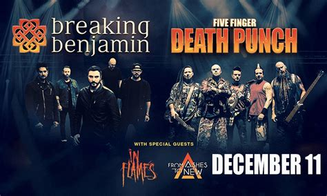 five finger death punch and breaking benjamin breaking benjamin five finger death punch the cross