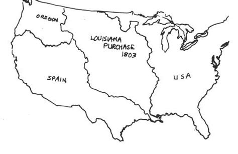 louisiana map black and white louisiana purchase coloring page sketch coloring page