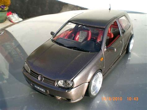 Miniatur Model Kit 124 Volkswagen Golf R32 Fujimi volkswagen golf iv r32 tdi german look kit revell diecast model car 1 18 buy sell diecast