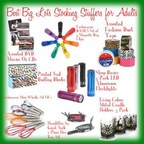 stocking stuffers for adults best big lots stocking stuffers for adults stockin