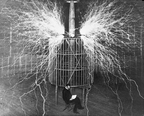 Nikola Tesla Lab A Guide To Physics A Scientist S Story 2 Nikola