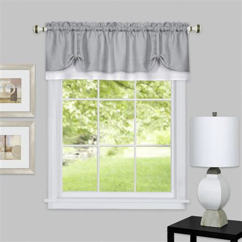 kmart window curtains textured curtains window treatment kmart com