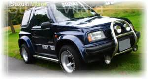 suzuki vitara jlx modified suzuki grand vitara jlx super
