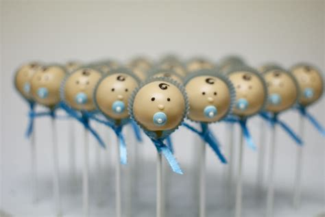 Cake Pops Baby Boy Shower by Baby Boy Cake Pops