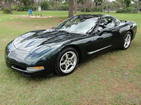 how make cars 1987 chevrolet corvette head up display sell used 2000 chevy corvette florida beauty auto heads up display garaged no reserve in