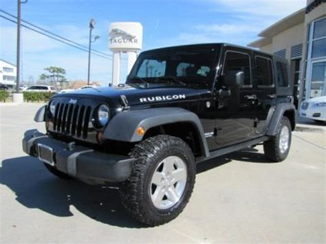 2010 Jeep Wrangler Specs 2010 Jeep Wrangler Unlimited Rubicon 4x4 Data Info And