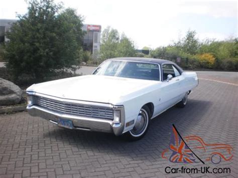 1970 Chrysler Imperial For Sale by 1970 Chrysler Imperial Le Baron 2 Door 440 V8 Auto