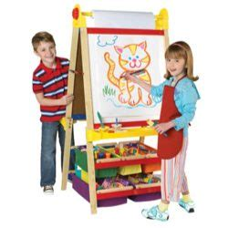 easels for toddlers kids easel with all the bells and whistles just 64 with